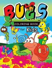 Bug Coloring Books