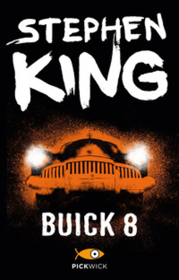 Buick 8 - Stephen King |