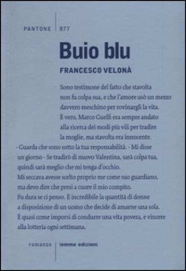 Buio blu - Francesco Velonà | Ericsfund.org