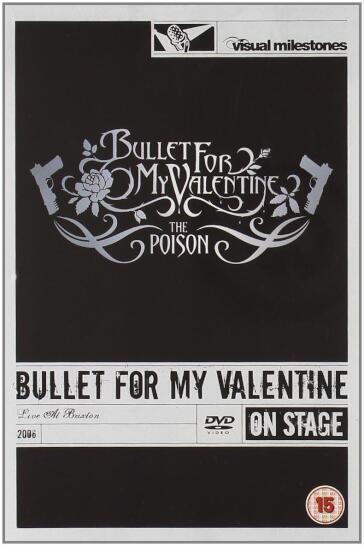 Bullet for my valentine - the poison - live at brixton (DVD)