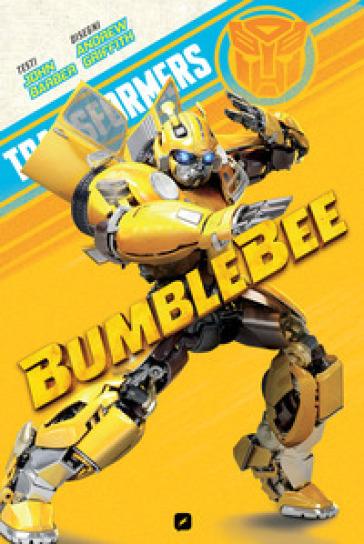Bumblebee. Transformers - John Barber | Thecosgala.com
