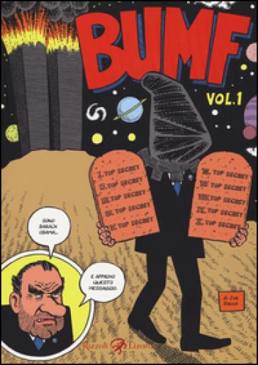 Bumf. 1. - Joe Sacco | Rochesterscifianimecon.com