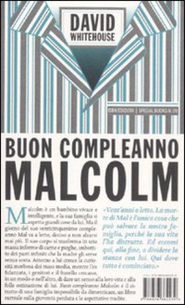 Buon Compleanno Malcolm David Whitehouse Libro Mondadori Store