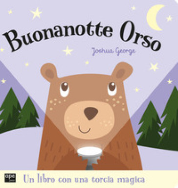 Buonanotte orso. Ediz. a colori