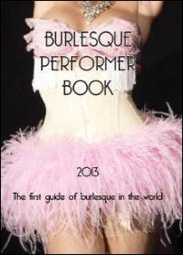 Burlesque performer book - Silvia Sorrentino  