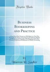 Business Bookkeeping and Practice