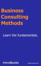 Business Consulting Methods