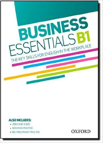 Business essentials. Student's book. Con DVD. Per le Scuole superiori