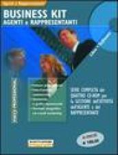 Business kit agenti e rappresentanti. Con CD-ROM