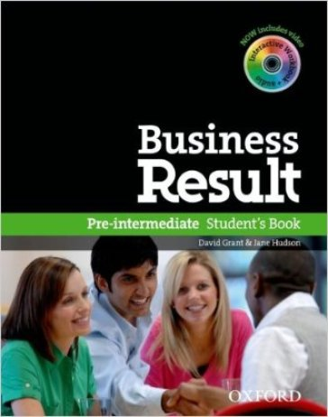 Business result. Pre-intermediate. Student's book. Con espansione online. Per le Scuole superiori. Con DVD-ROM