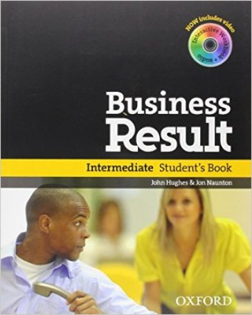 Business result. Intermediate. Student's book. Per le Scuole superiori. Con DVD-ROM. Con espansione online