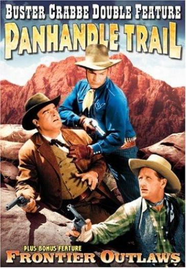 Buster crabbe:panhandle trail/frontie