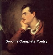 Byron s Complete Poetry, all seven volumes