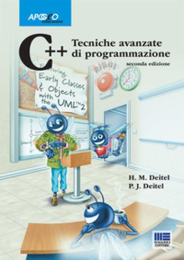 C++. Tecniche avanzate di programmazione - Harvey M. Deitel pdf epub