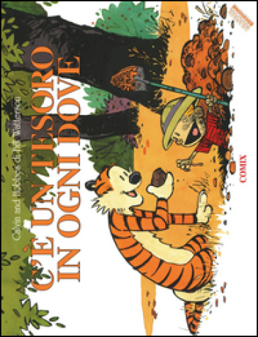 C'è un tesoro in ogni dove. Calvin & Hobbes - Bill Watterson pdf epub