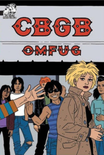 CBGB. The comics Omfug - A. Marra pdf epub