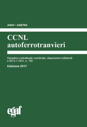 CCNL autoferrotranvieri