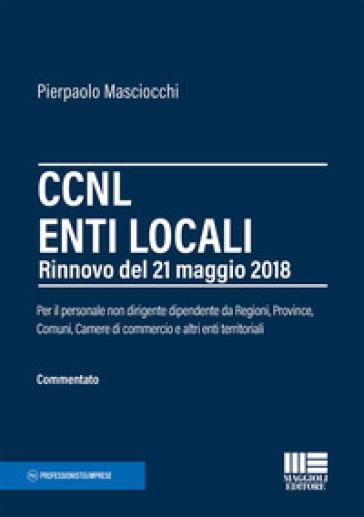 CCNL enti locali - Pierpaolo Masciocchi |