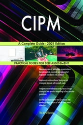 CIPM A Complete Guide - 2021 Edition