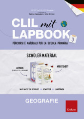 CLIL mit lapbook. Geographie. Terza. Lehrer material