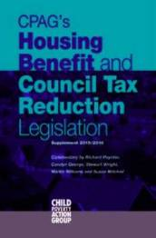 CPAG s Housing Benefit and Council Tax Reduction Legislation