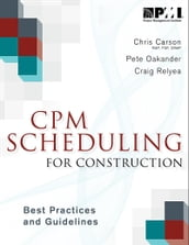 CPM Scheduling for Construction