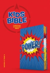 CSB Kids Bible, Power