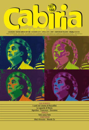 Cabiria. Studi di cinema. 187-188.