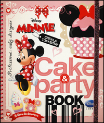 Cake & party book. Minnie
