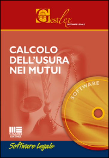Calcolo dell'usura nei mutui. Software