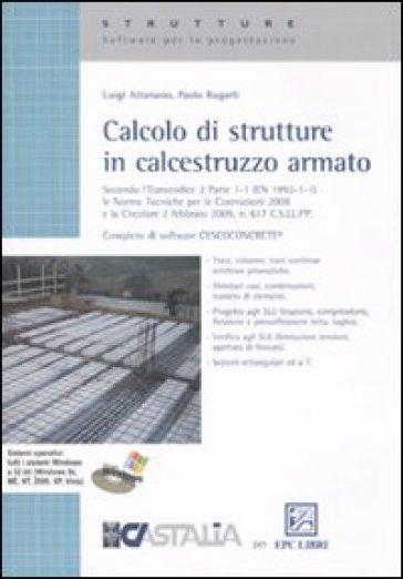 Calcolo di strutture in calcestruzzo armato - Paolo Rugarli pdf epub