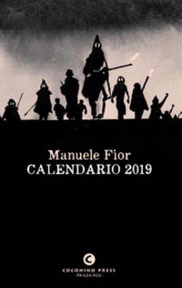 Calendario - Manuele Fior   Jonathanterrington.com