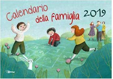 Calendario Della Famiglia 2019 Libro Mondadori Store