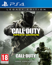 Call of Duty Infinite Warfare Legacy Ed.