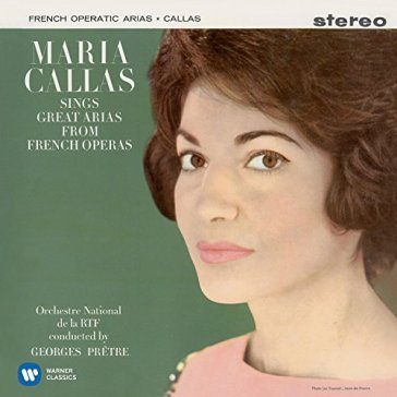 Callas sings great arias from