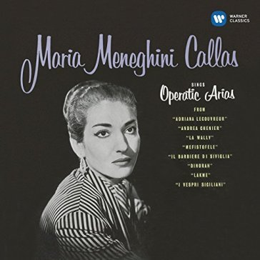Callas sings operatic arias -