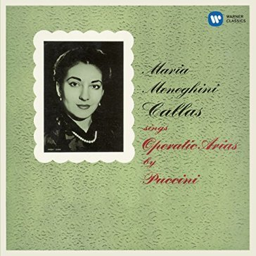 Callas sings operatic arias by