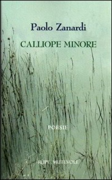Calliope minore - Paolo Zanardi |