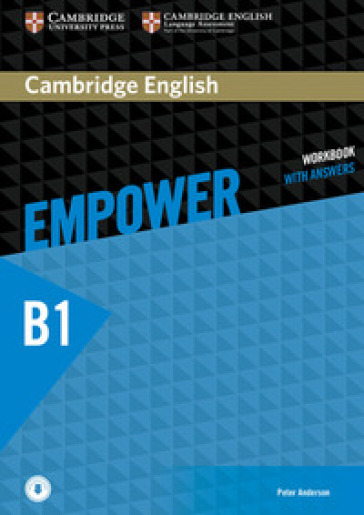 Cambridge English Empower. Pre-intermediate. Workbook with Answers plus Downloadable Audio - Adrian Doff |