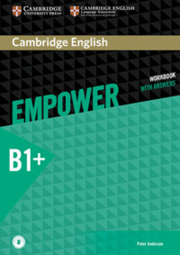 Cambridge English Empower. Intermediate. Workbook with Answers plus Downloadable Audio - Adrian Doff | Kritjur.org