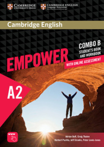 Cambridge English Empower. Level A2 Combo B with online assessment - Adrian Doff |