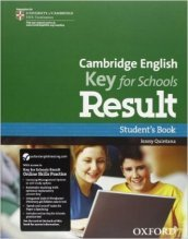 Cambridge English. Key for schools result. Student