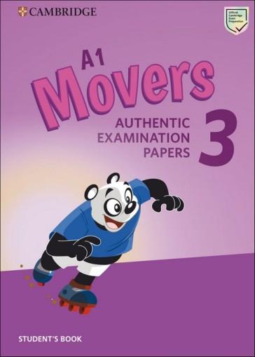 Cambridge English young learners. Tests. Movers. Student's book. Per la Scuola media. Con espansione online. 3.