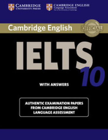 Cambridge IELTS 9. Student's book. With answers. Con espansione online. Per le Scuole superiori