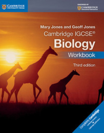 Cambridge IGCSE biology. Workbook. Per le Scuole superiori. Con espansione online - Mary Jones | Ericsfund.org