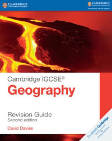 Cambridge IGCSE geography. Revision guide. Per le Scuole superiori. Con CD-ROM: Teacher's resource - Steve Sibley | Jonathanterrington.com