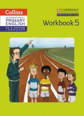 Cambridge Primary English as a Second Language Workbook Stage 5