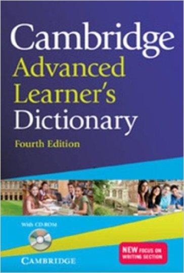 Cambridge advanced learner's dictionary. Con CD-ROM - Cambridge | Thecosgala.com