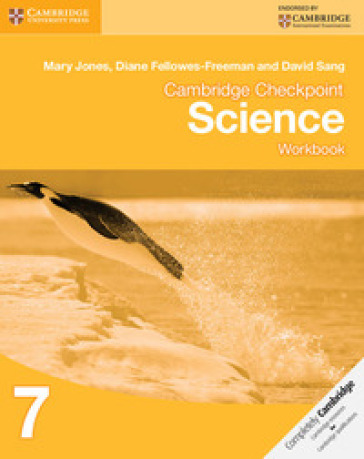 Cambridge checkpoint science. Workbook. Con espansione online. Per le Scuole superiori. 7.