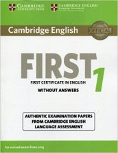 Cambridge english first for updated exam. Student
